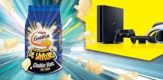 Concours Goldfish Explosion De Saveurs