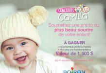 Concours Les Sourires de Camilia