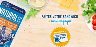 Concours Maple Lodge Farms Faites Votre Sandwich