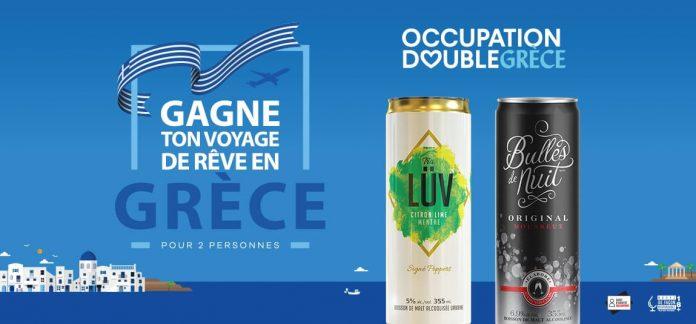 Concours Noovo Occupation Double Grèce
