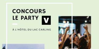 Concours Noovo Party V