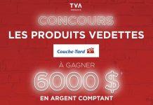 Concours TVA Les Produits Vedettes Couche-Tard (ConcoursLesProduitsVedettes.ca)