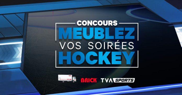 Concours TVA Sport Brick Meublez Vos Soirees Hockey