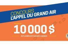 Concours Uniprix L'appel Du Grand Air