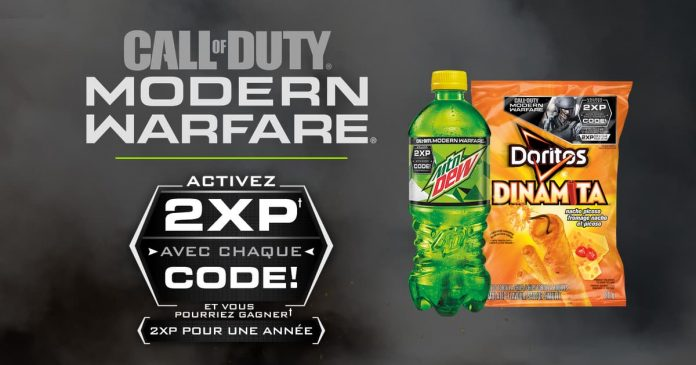 Concours Dew Et Doritos