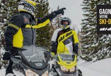 Concours BRP Gagnez Votre Ski-Doo
