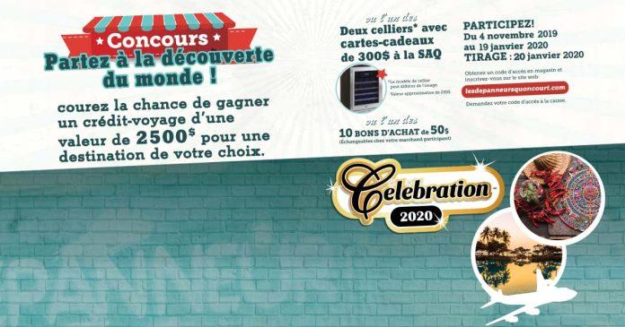 Concours Les Dépanneurs Qu'on Court Célébration 2020