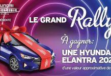 Concours Le Grand Rallye Journal de Montréal 2019