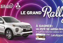 Concours Le Grand Rallye Journal De Québec 2019
