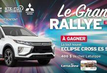 Concours Journal De Québec Le Grand Rallye