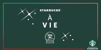 Concours Starbucks À Vie 2019 (Édition Des Fêtes)