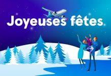 Concours Air Transat Joyeuses Fêtes