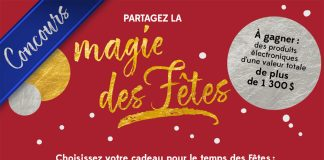 Concours Dépanneur Voisin Partagez La Magie Des Fêtes