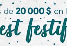 Concours Loto-Québec Promotion Des Fêtes 2018