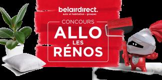 Concours Belair Direct Allo Les Rénos
