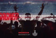 Concours Honda Finale de la Coupe Stanley
