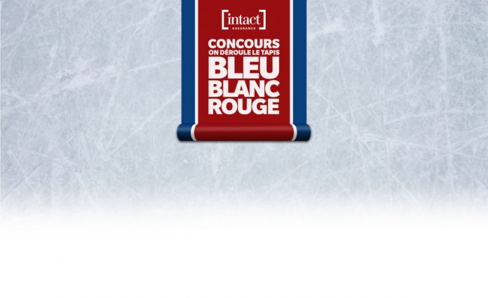 Concours Intact Assurance On Déroule Le Tapis Bleu Blanc Rouge