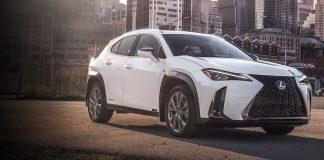 Concours Lexus UX 2020