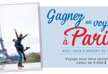 Concours Linen Chest Gagnez Un Voyage À Paris