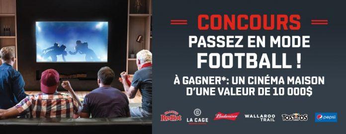 Concours Metro Passez En Mode Football