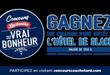 Concours Couche-Tard Du Vrai Bonheur avec Lactantia