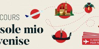 Concours Corbeil O Sole Mio à Venise