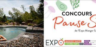 Concours La Presse Pause Santé de l'Expo Manger Santé et Vivre Vert