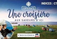 Concours Ricardo Îles de la Madeleine