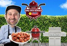 Concours BBQ Des Séries
