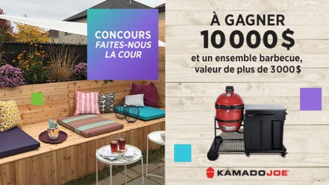 Concours Canal Vie Faites-Nous La Cour