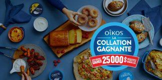 Concours OIKOS La Collation Gagnante 2020