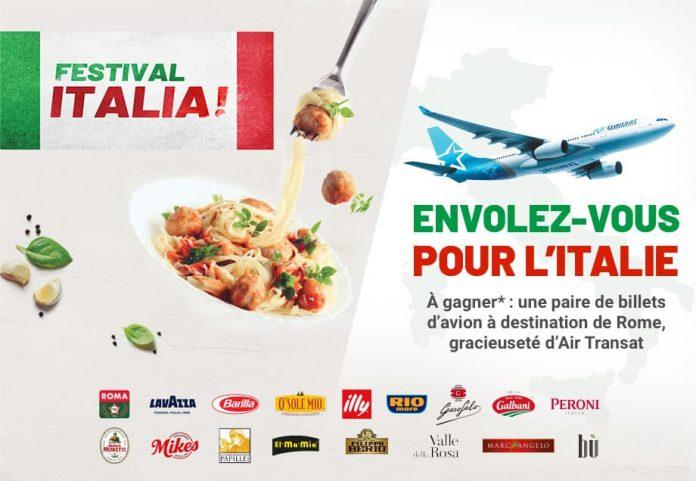 Concours Metro Festival Italia