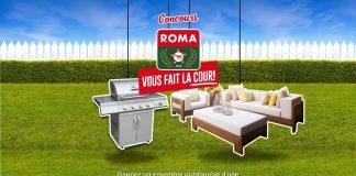 Concours Roma Vous Fait La Cour