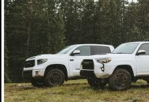 Concours Toyota TRUCKover