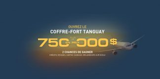 Concours Coffre-Fort Tanguay 2019