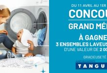 Concours Metro Grand Ménage