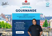 Concours Radio-Canada Les Chefs 2020 L'Envolée Gourmande