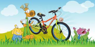 Concours Radio-Canada Ton Vélo De l'Agent Jean Pour Le Printemps