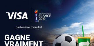 Concours Subway Coupe du Monde Féminine de la FIFA 2019