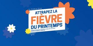 Concours Uniprix Attrapez La Fièvre du Printemps
