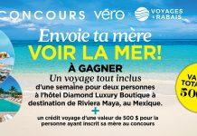 Concours Voyages à Rabais X Magazine VÉRO