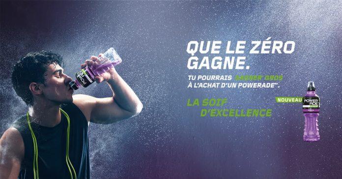 Concours Couche-Tard Powerade