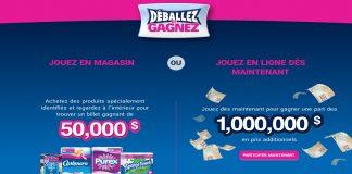 Concours Déballez Et Gagnez