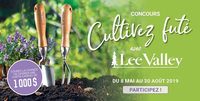 Concours Du Jardin Dans Ma Vie Cultivez futé avec Lee Valley
