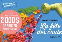 Concours Du Jardin Dans Ma Vie La Fête Des Couleurs