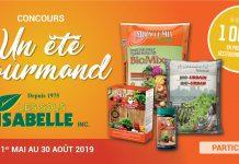 Concours Du Jardin Dans Ma Vie Un Été Gourmand Avec Les Sols Isabelle