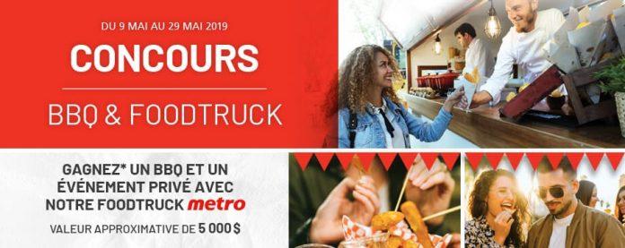 Concours Metro BBQ & Foodtruck