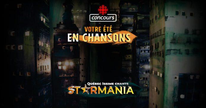 Concours Radio-Canada Votre Été En Chanson
