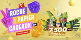 Concours Couche Tard Roche Papier Cadeau 2020