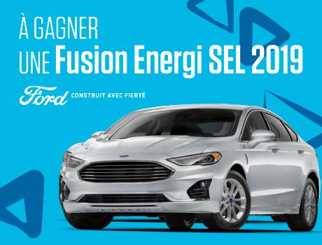Concours FEQ Éclatez-Vous Au Festival Avec Ford